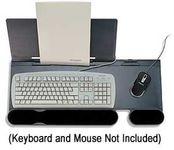 Kensington K62684US Adjustable Memory Foam Extended Keyboard Platform