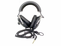 Koss QZ-99 Technology Stereo Headphone - Wired - 60 Ohm - 40 Hz 20 kHz - Binaural - Ear-cup - 8 ft Cable STEREOPHONE