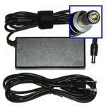 Laptop 60W AC Adapter for Toshiba Portege and Satellite