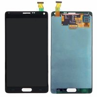 LCD + Digitizer Assembly for Samsung Galaxy Note 4 Grey