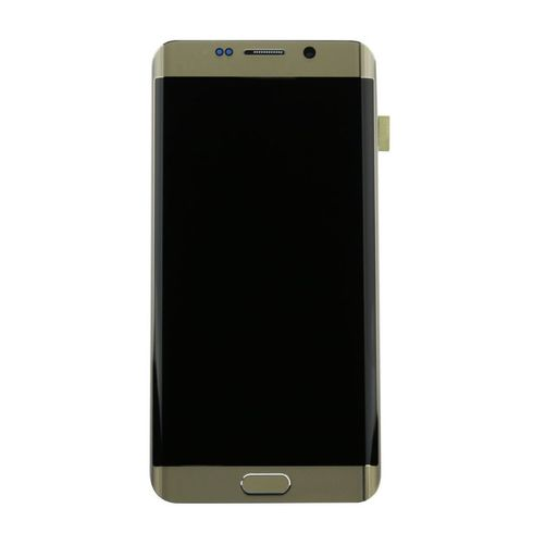 LCD Front Assembly Galaxy S6 Edge Plus - Gold
