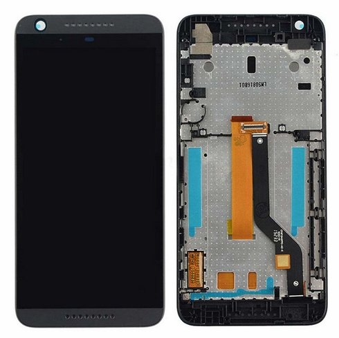 LCD-Assembly-Desire-626-Blk