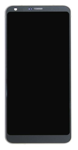 LCD Front Assembly Frame G6, Grey