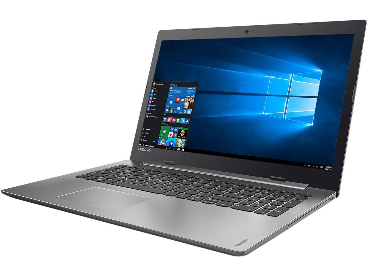 Lenovo Ideapad 320 80xl003hus Intel I3 7100u 2 40ghz 4gb Ram