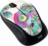 Logitech M325 Wireless Mouse - Lady on the Lily