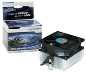 Masscool 5F9001B1H3 Socket AM2 Phenom Ready Ball Bearing CPU Cooler