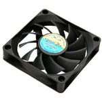 Masscool Ball Bearing 70mm Case Fan w/ 3+4pin Connectors