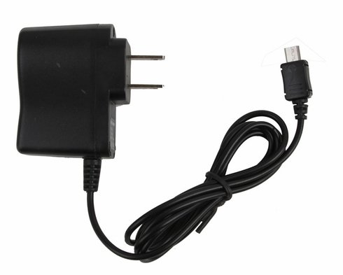 MicroUSB Wall Charger