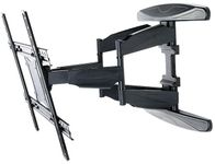 Monmount PLB172L-LW Articulating LED LCD 40in - 80in TV Wall Mount Bracket