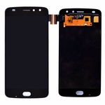 Replacement LCD Glass and Touch Screen Digitizer Assembly for Motorola Moto Z2 Play XT1710 - Black