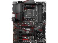 MSI MPG X570 GAMING PLUS Gaming Motherboard AMD AM4 SATA 6Gb/s M.2 USB 3.2 Gen 2 HDMI ATX