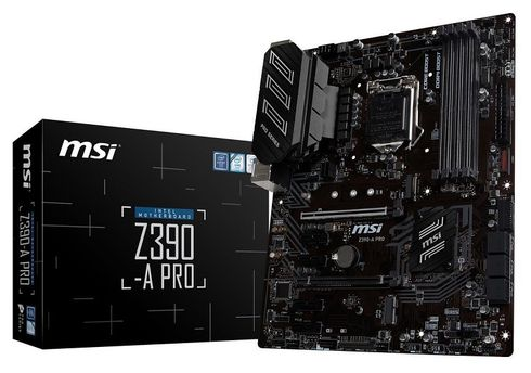 Z390-A PRO Picture 1