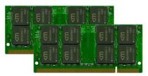 Mushkin 976559A 4GB (2 x 2GB) DDR2 Apple SO-DIMM 667MHz Memory