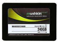 Mushkin ECO2 2.5 Inch 240GB MLC Internal SSD MKNSSDEC240GB Hard Drive