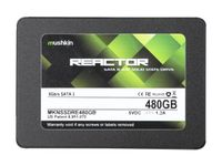 "Mushkin Enhanced Reactor 2.5"" 480GB SATA III MLC Internal Solid State Drive (SSD) MKNSSDRE480GB"