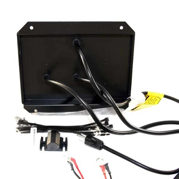 Dual Pro 12 Amp Bank 12v Battery Charger Free Shipping