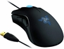 RAZER DeathAdder Black Wired Optical Precision Gaming Mouse - 3.5G Infrared Sensor