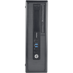 Refurbished HP EliteDesk 800 G1 - Intel Core i7 4770 8GB DDR3 RAM, 500GB SSHD, Windows 10 Home