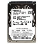 Refurbished Toshiba MK2555GSXF 250GB SATA300 5400RPM 8MB 2.5 Hard Drive