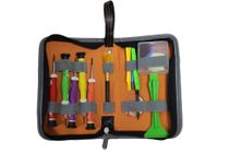 NPR 15-Piece Portable Cellphone & Tablet Repair ToolKit and Case for Cellphones
