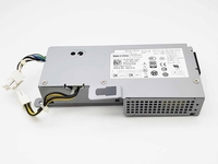 180W Power Supply USFF for Dell Optiplex 780 790 9010 7010 L180EU-00 1VCY4 M178R K350R