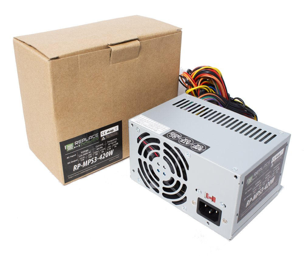 Replace Power 420w Microps3 Supply 2589 Replacement 12volt Dc Plug Optronics Accessories And Parts A Add Review For