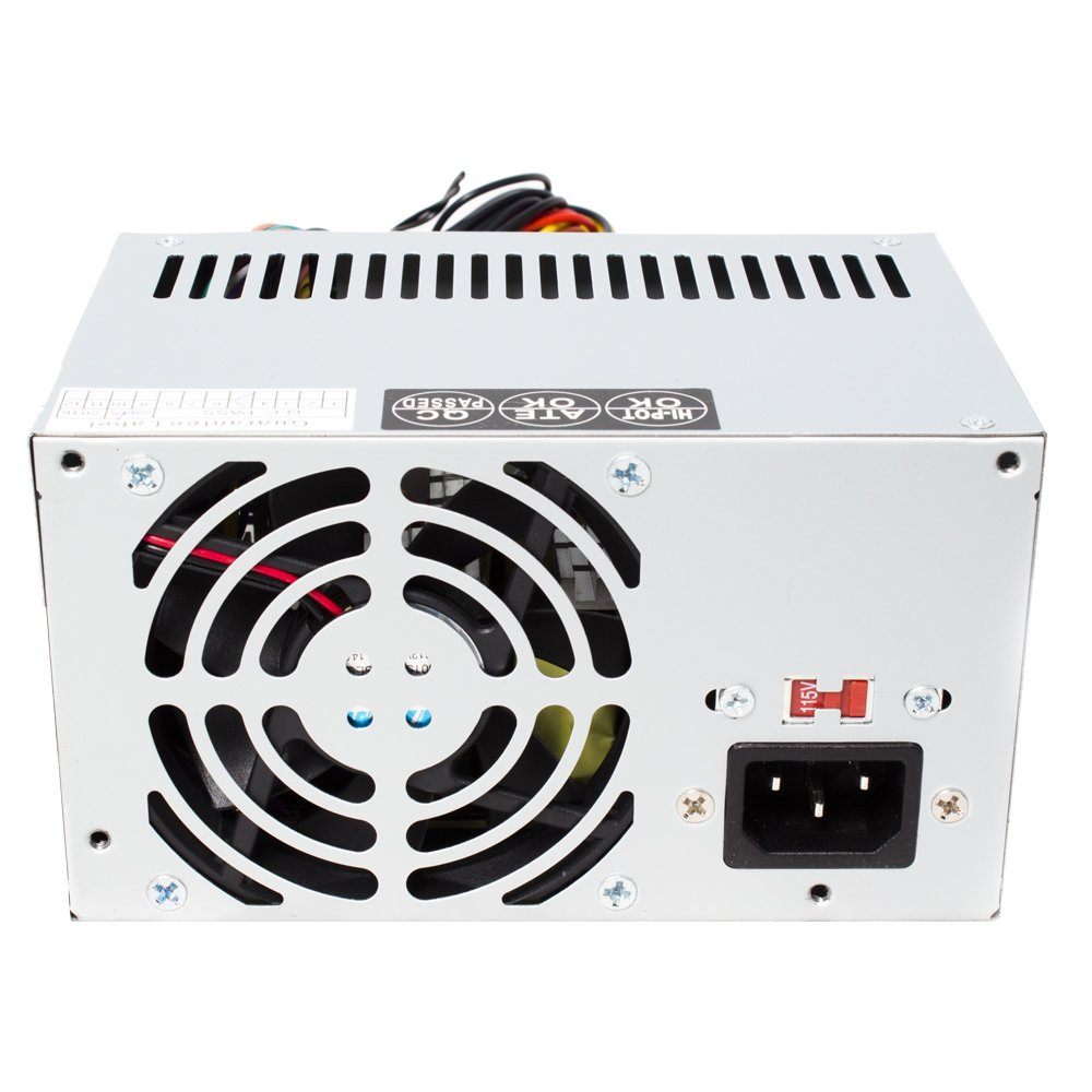 Replace Power 420w Microps3 Supply 2589 Antec Atx12v Tester Rp Mps3 420 Picture 4