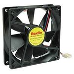 Rexflo DF129225BH-PWMG 92mm Case Fan with 4-pin Plug and PWM Function