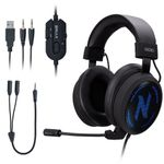 Rosewill NEBULA GX30 Gaming Headset with Microphone for PC / PS4 / Mac & RGB Backlight