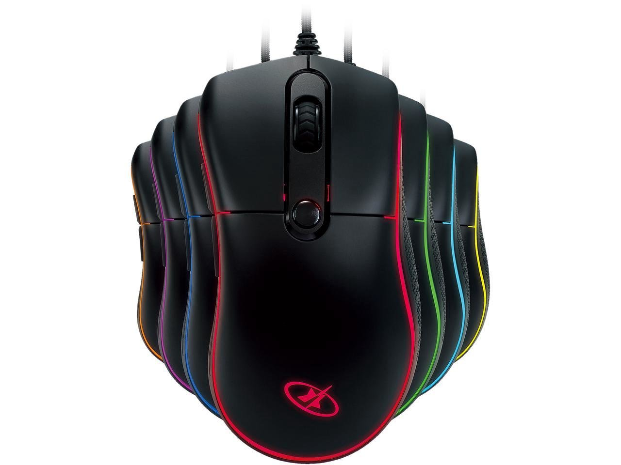 4202f294904 Rosewill NEON M55 Gaming Mouse | FREE Shipping