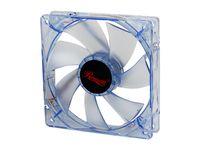 Rosewill RFA-120-BL Blue LED Sleeve Bearing 120mm Case Fan