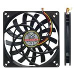 Scythe Sy1012Sl12M Kaze Jyu 100mm 2000Rpm Slim Case Fan