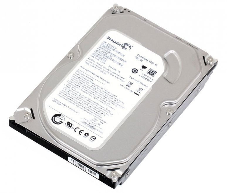 Dell Inspiron 560s Seagate ST3320413AS Last