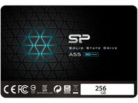 "Silicon Power 2.5"" 256GB SATA III TLC 3D NAND Internal Solid State Drive (SSD) SU256GBSS3A55S25AE"
