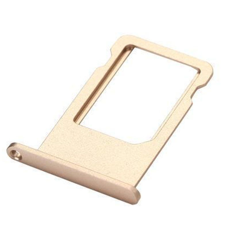 uk availability 4f564 d3dae SIM Card Tray for iPhone 6s Plus - Gold