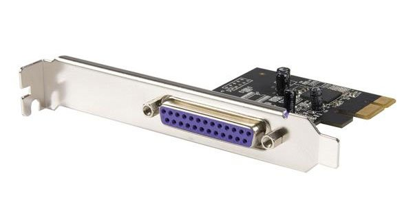 Add Review For StarTech PEX1P 1 Port PCI Express Dual Profile Parallel