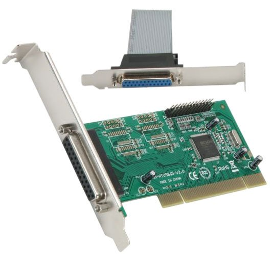 Add Review For Syba PCI Printer Controller Card With 2x Parallel Ports
