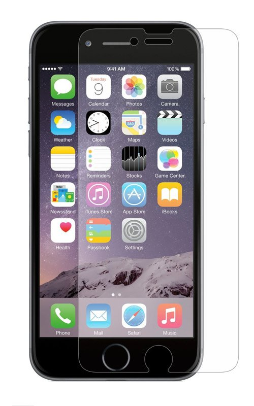 Tech Armor iPhone 6 / 6S Plus HD 5 5 inch Screen Protectors 3-Pack