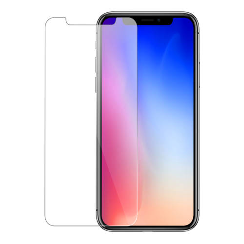 finest selection 7e060 61a42 Tempered Glass Screen Protector for iPhone X - Screen Protection