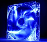 Thermaltake CL-F012-PL12BU-A Pure 12 Blue LED 12cm Case Fan