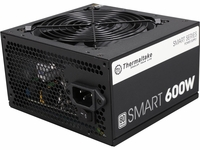 Thermaltake Smart Series 600W SLI / CrossFire Ready Continuous Power Supply 80 PLUS Certified PS-SPD-0600NPCWUS-W