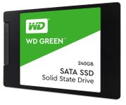 "Western Digital Green 240GB 2.5"" Solid State Drive"