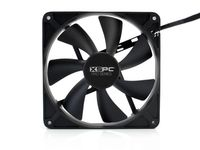 XSPC Pro Series 140mm Fan - PWM 500-2000RPM (3 Pack)
