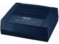 ZyXEL P-660R-F1 ADSL2+ - 2 Ports, SlotsFast Ethernet, ADSL2+ Desktop Compact Series Router