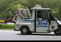 NYPD War against Bicycles
