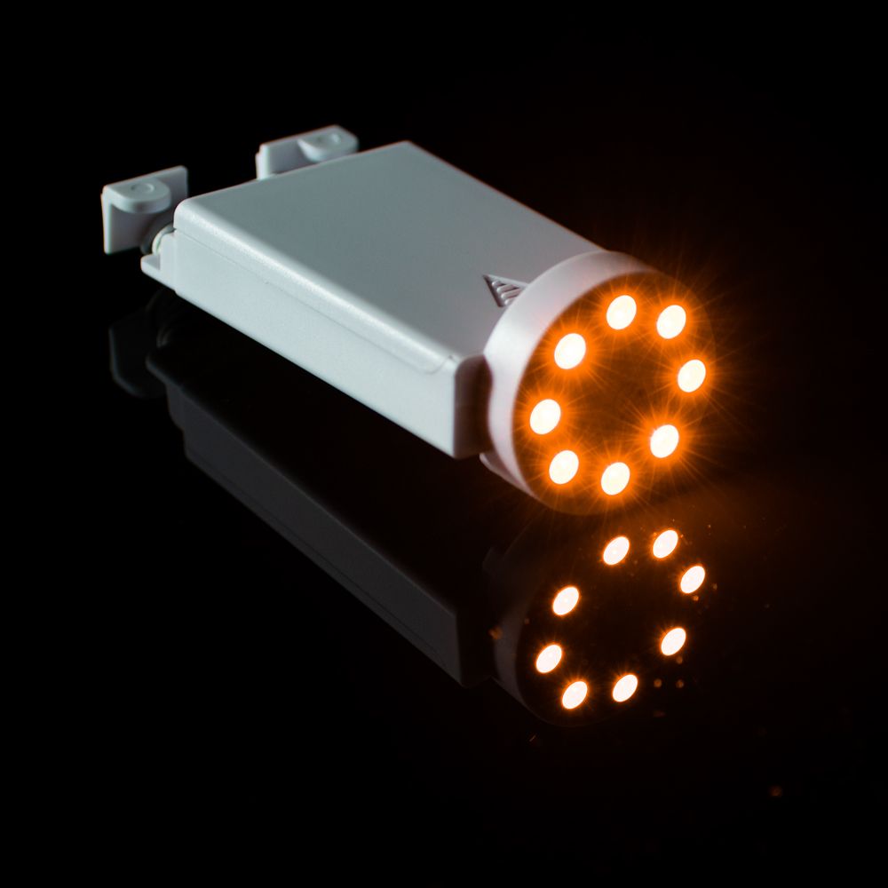 Moonbright Bulk Combo 8 Led Color Changing Battery
