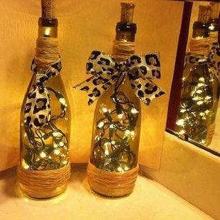 15 Super Bright Warm White Led Battery Operated Wine
