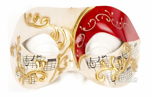 Acacius Eye Mask Red