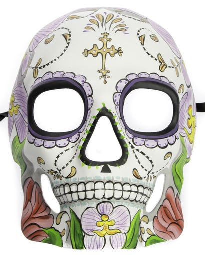 Agora Day Of The Dead Eye Mask