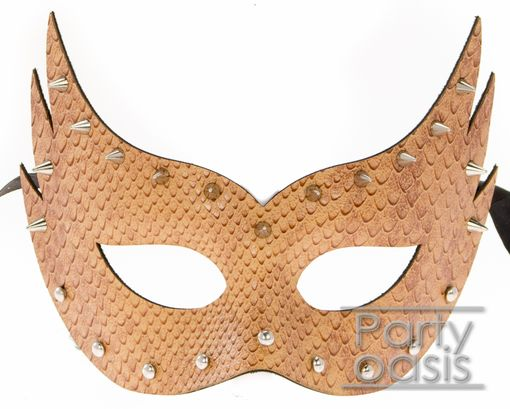 Andromena Spike Mask Tan